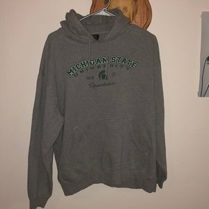 Michigan State University hoodie